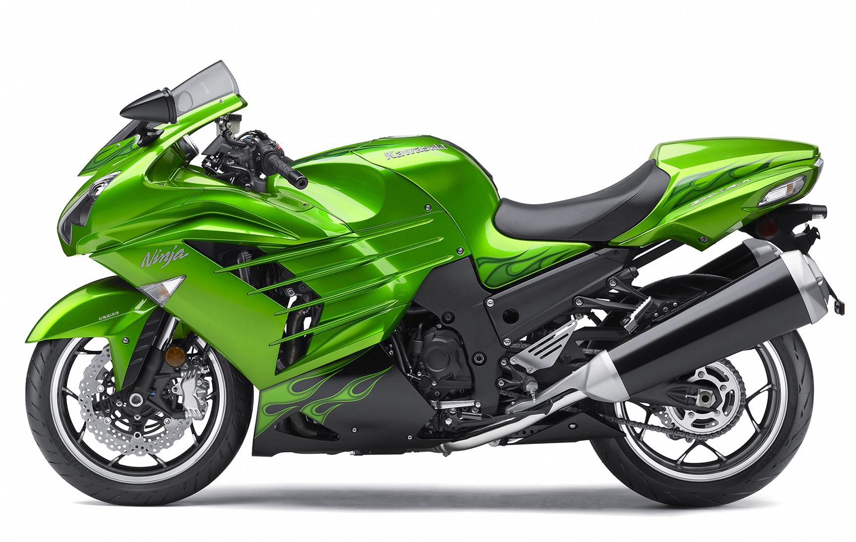 Kawasaki  Monster Energy
