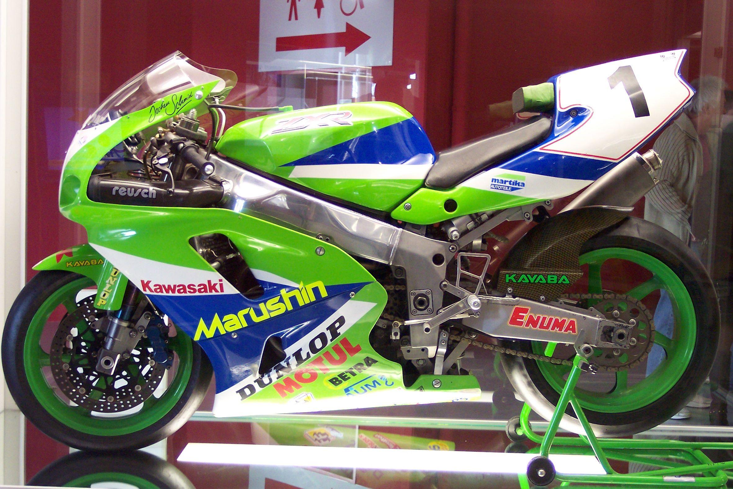 Kawasaki Zxr Race Kit Parts