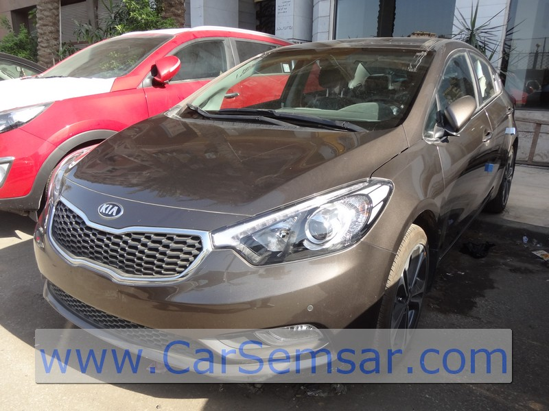 KIA CERATO 1.6 brown