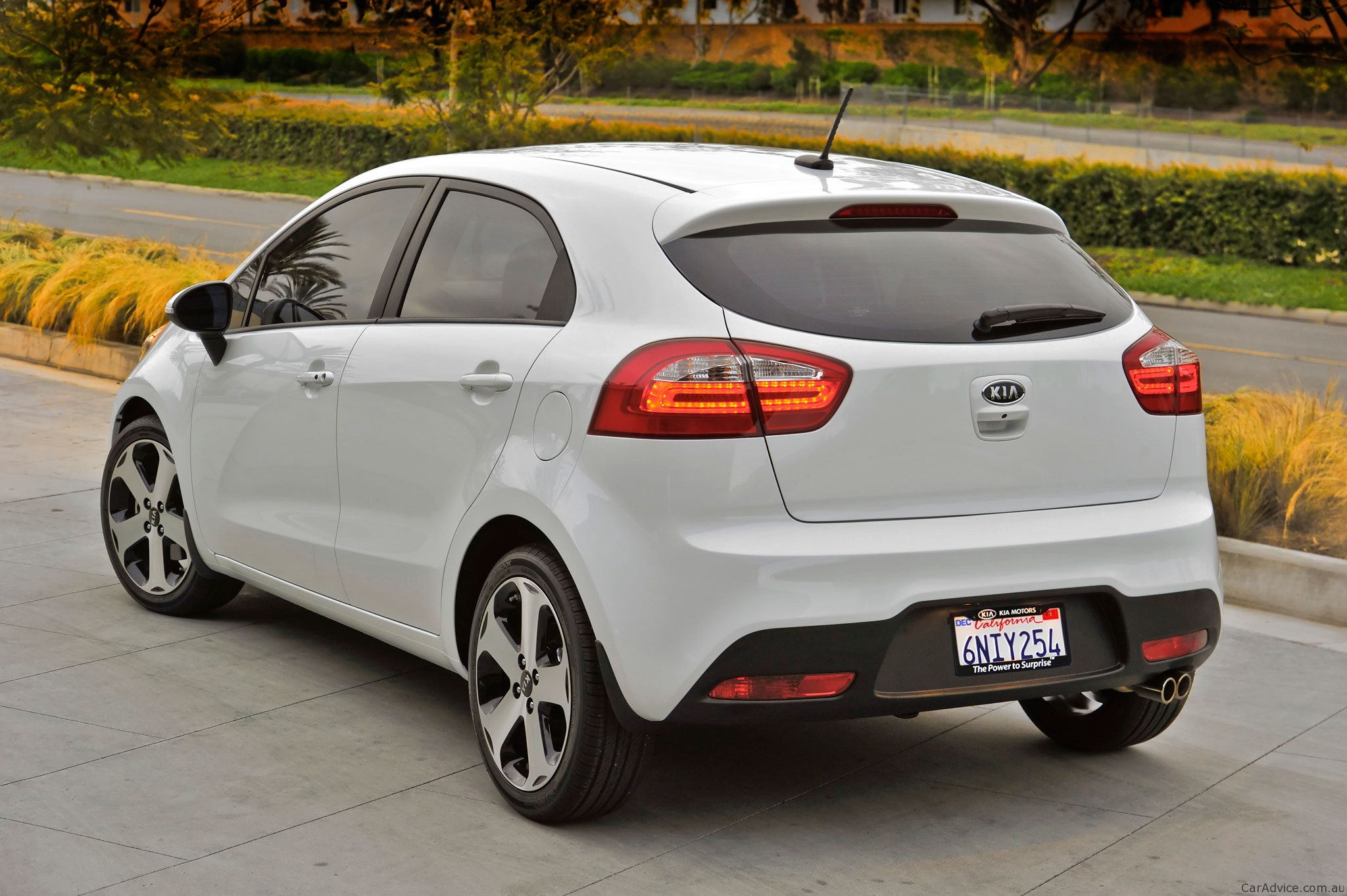 Kia Rio Review And Photos