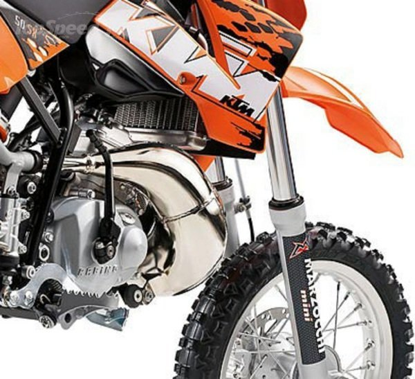 KTM 50 SX MINI engine