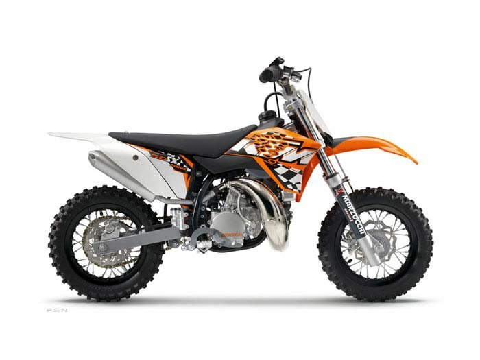 KTM 50 SX MINI green