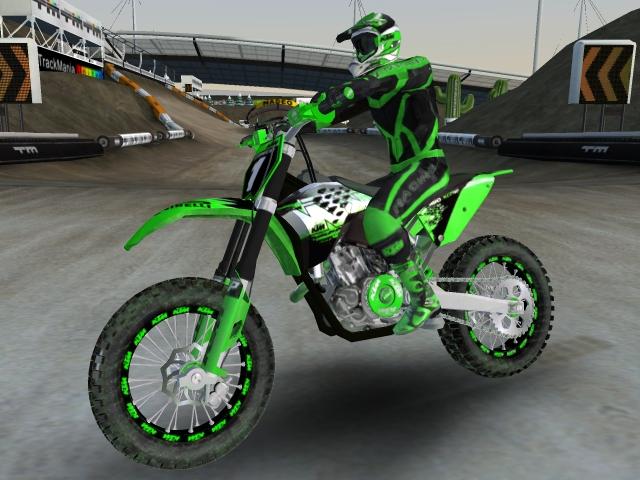 KTM 50 green