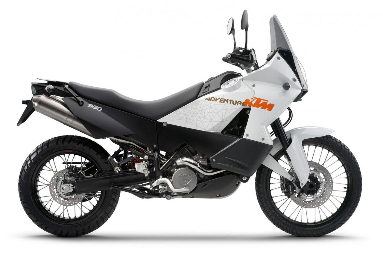 KTM ADVENTURE white