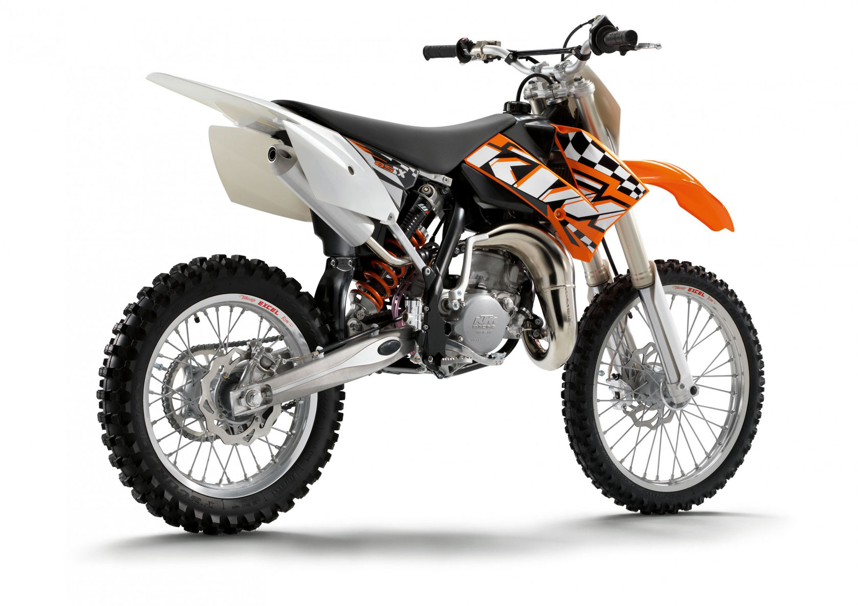 ktm 85 sx review and photos. Black Bedroom Furniture Sets. Home Design Ideas