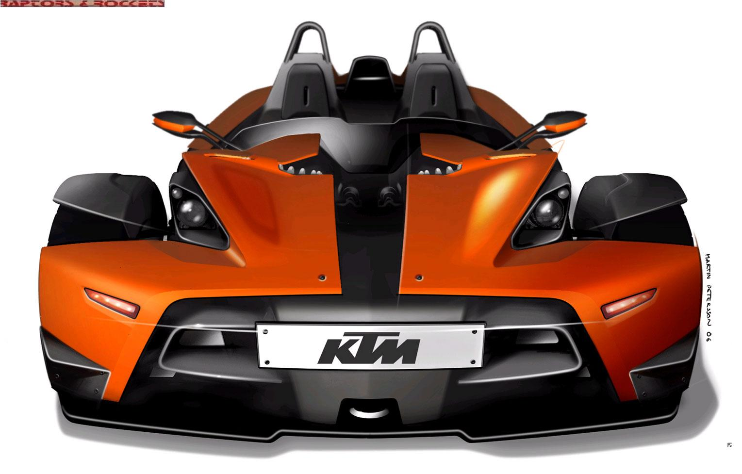 ktm x bow what you see is what you get. Black Bedroom Furniture Sets. Home Design Ideas