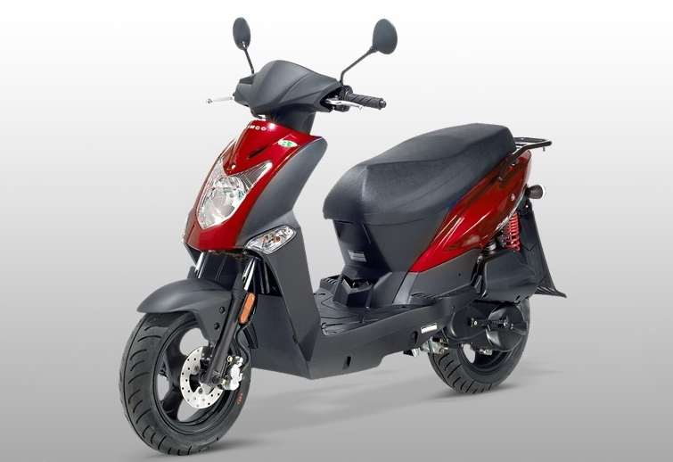 KYMCO AGILITY 125 red