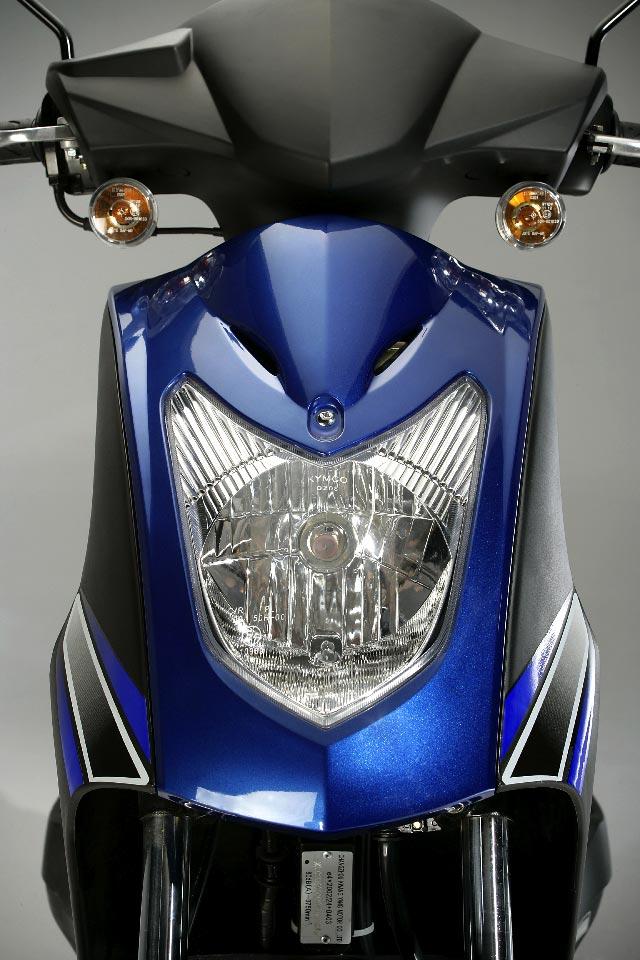KYMCO AGILITY blue