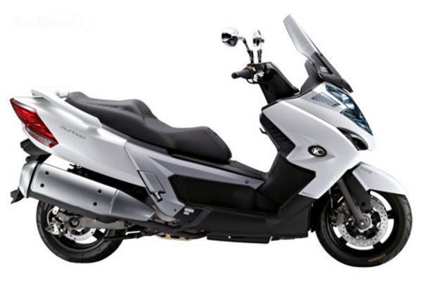 Kymco Comes Up With 2014 Myroad 700i The Largest
