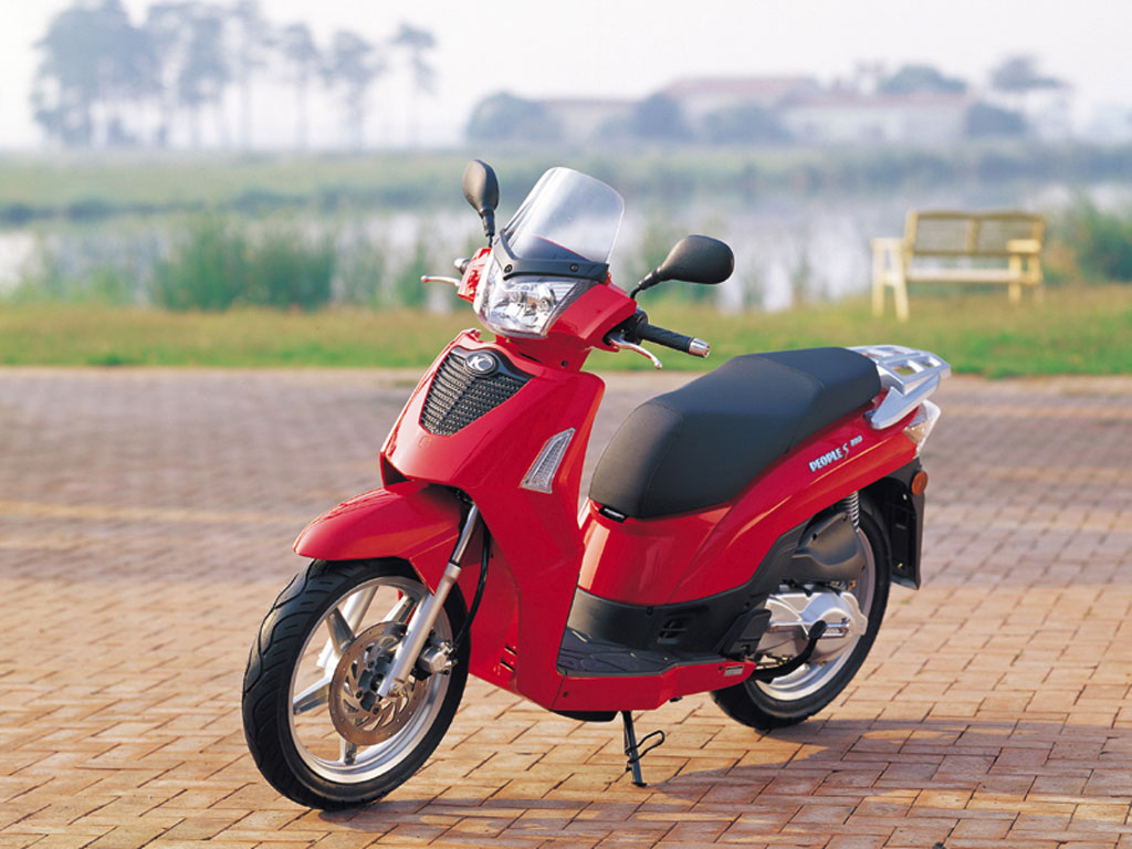 kymco wallpaper (Kymco People)