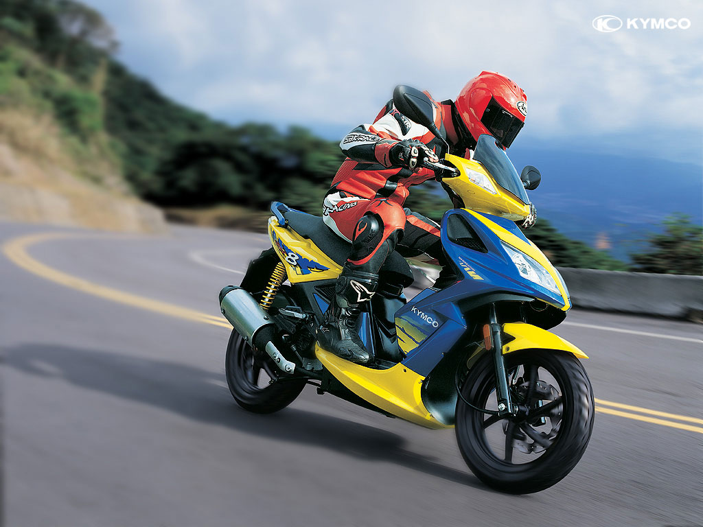 kymco wallpaper (Kymco Super 8)