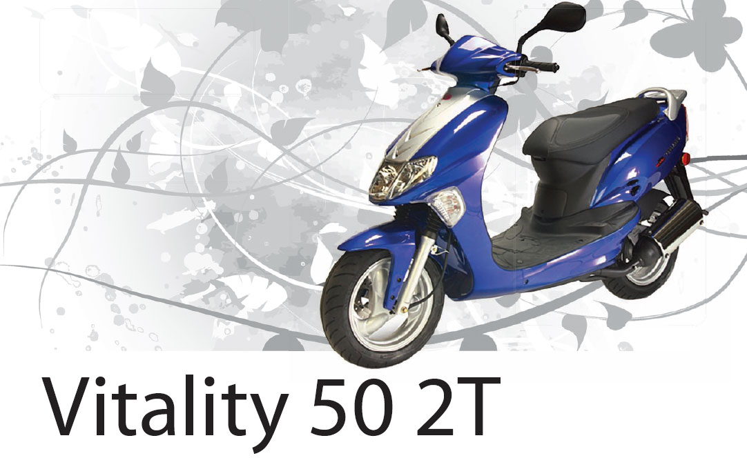 KYMCO VITALITY 50 2T