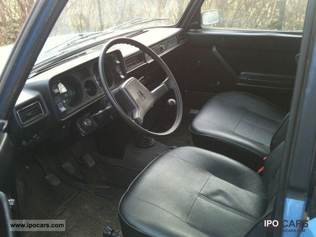 LADA 2105 interior