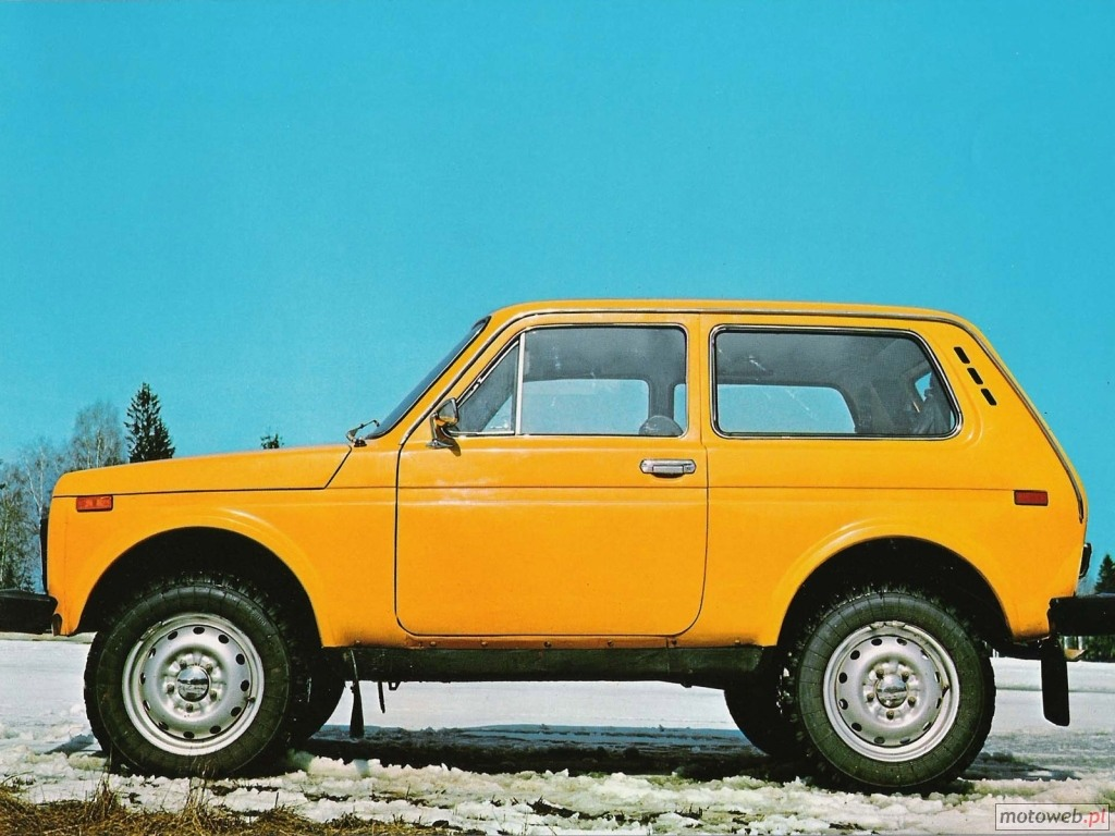 lada niva review and photos. Black Bedroom Furniture Sets. Home Design Ideas