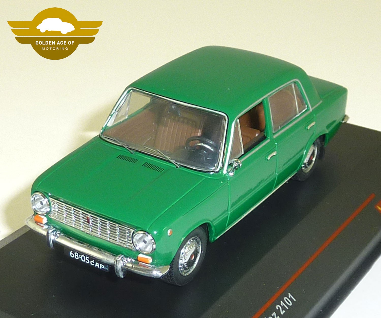 LADA (VAZ) 2101 green
