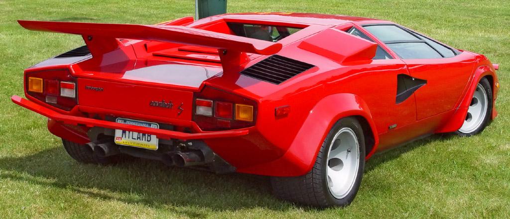 Lamborghini Countach Review And Photos