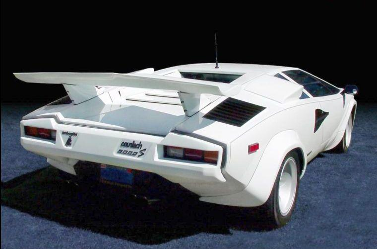 Lamborghini Countach Review And Photos