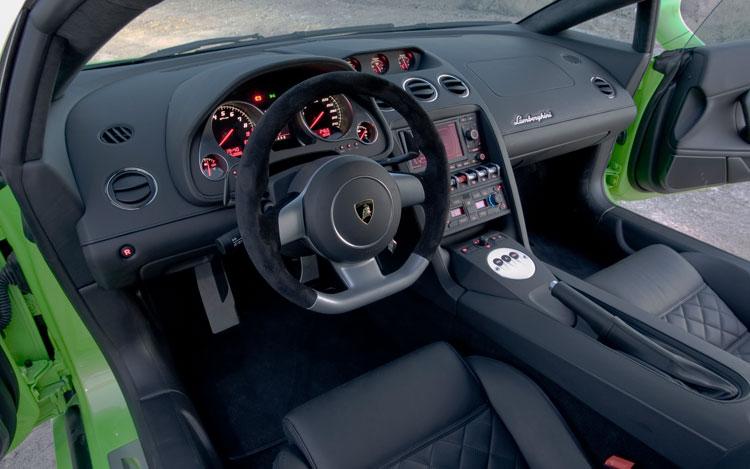 Lamborghini Gallardo Review And Photos