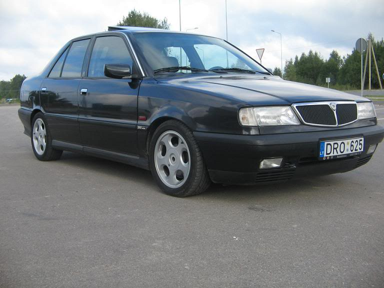 LANCIA DEDRA 2000 TURBO brown