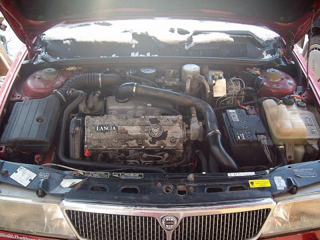 LANCIA DEDRA engine