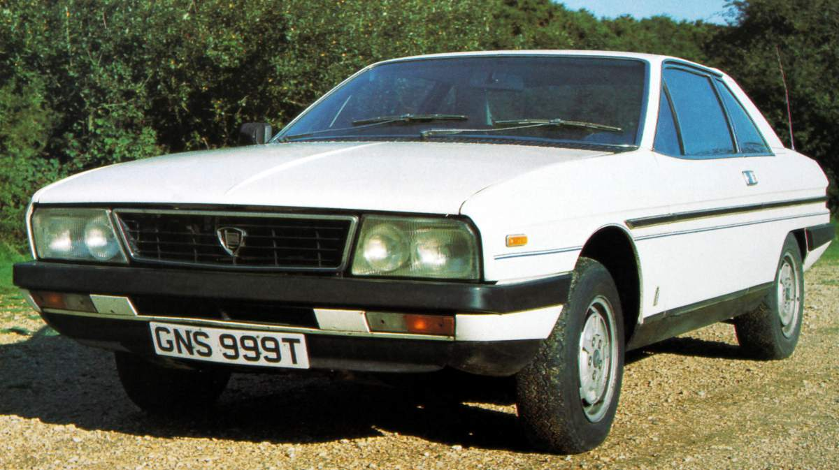 LANCIA GAMMA brown