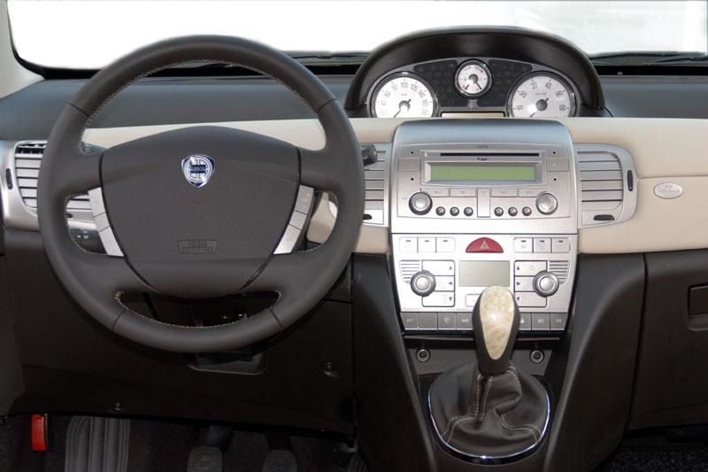 Lancia y for Interno lancia y