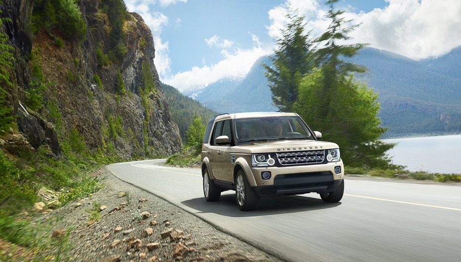 land rover wallpaper (Land Rover Discovery)