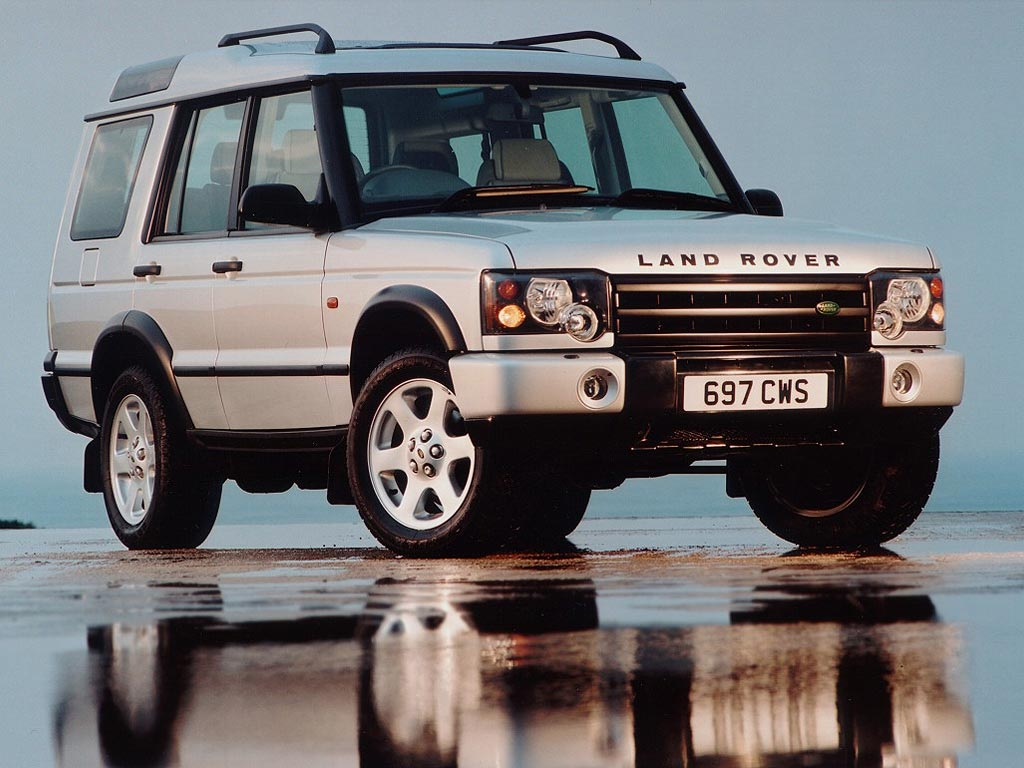Discovery Land Rover >> Land Rover Discovery
