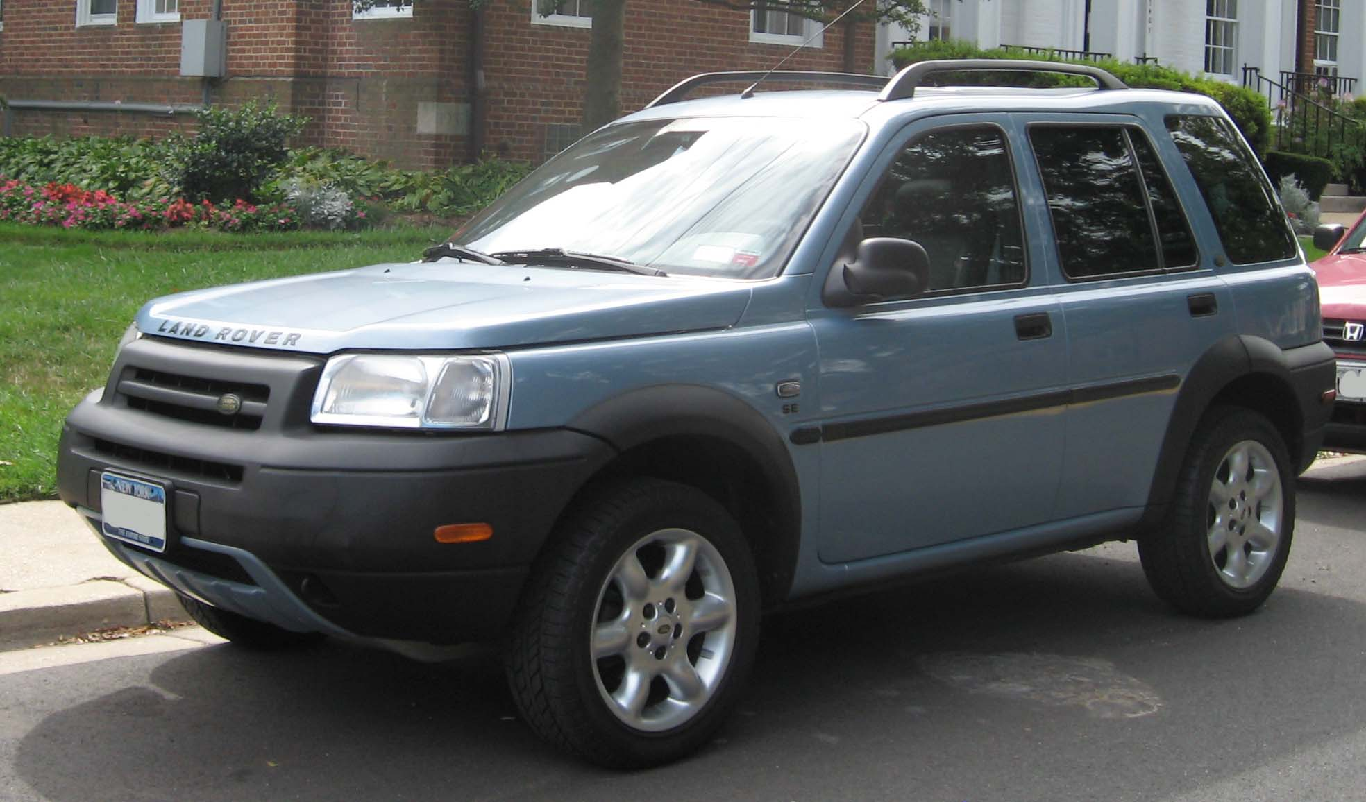 land rover wallpaper (Land Rover Freelander)
