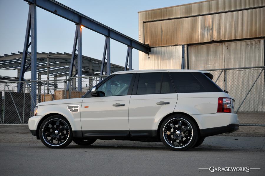 Land Rover Range Rover Hse Sport