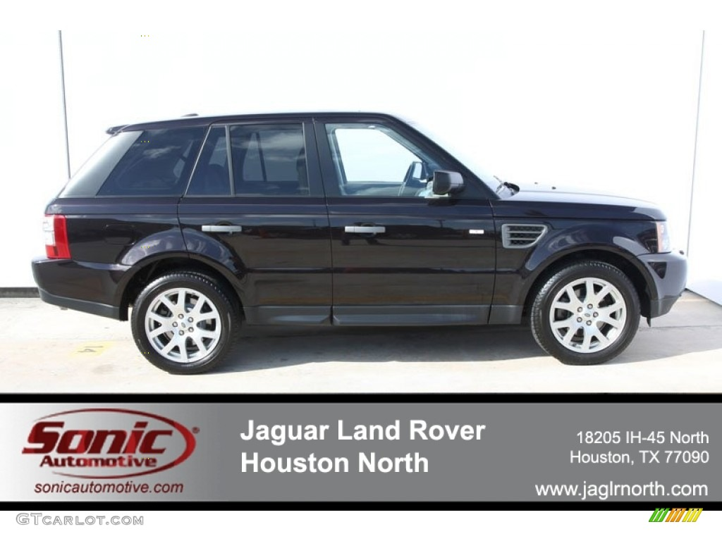LAND ROVER RANGE brown