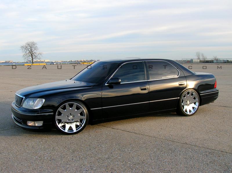 LEXUS 400 black