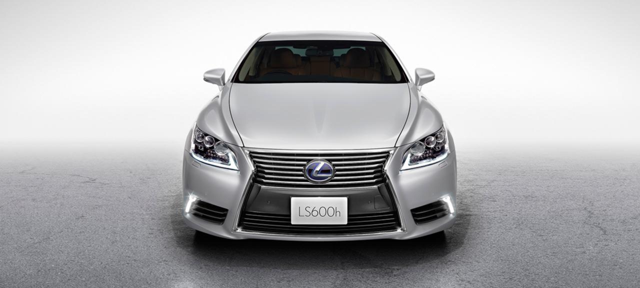 lexus wallpaper (Lexus LS)