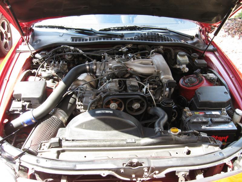 LEXUS SC 300 engine