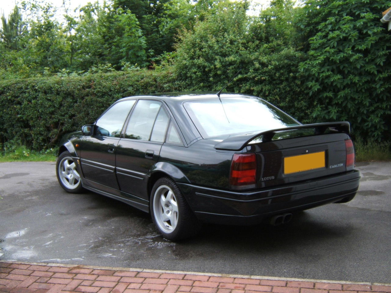 LOTUS CARLTON red