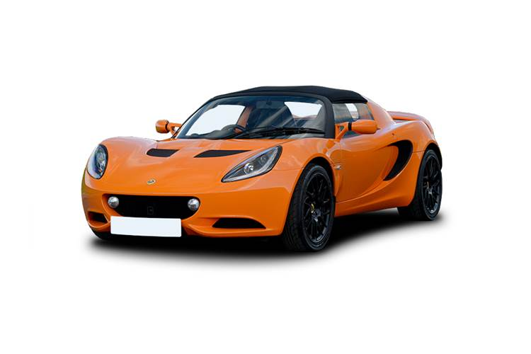 LOTUS ELISE CONVERTIBLE brown