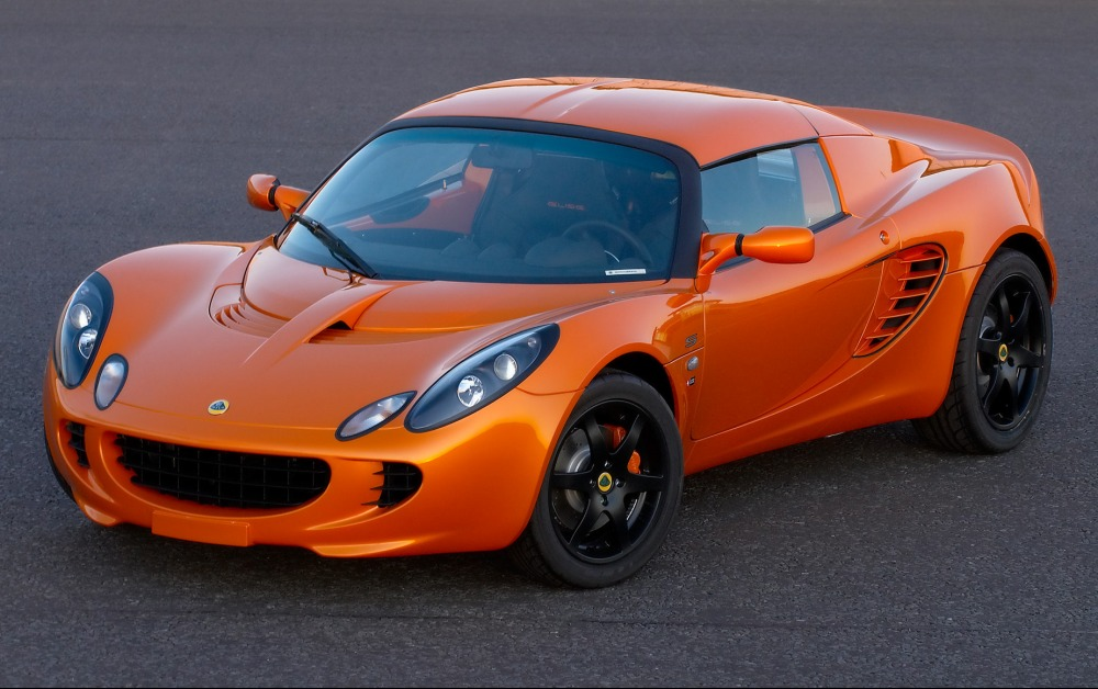 lotus wallpaper (Lotus Elise)