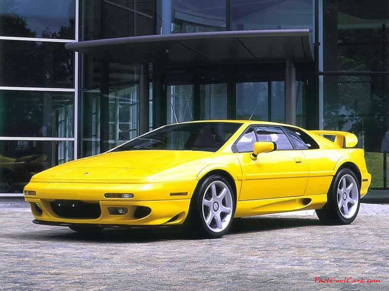 lotus wallpaper (Lotus Esprit)