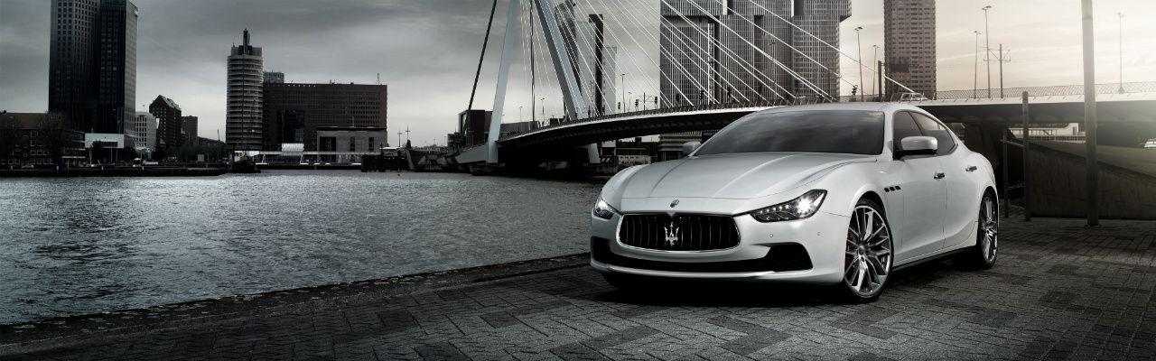 maserati wallpaper (Maserati Ghibli)
