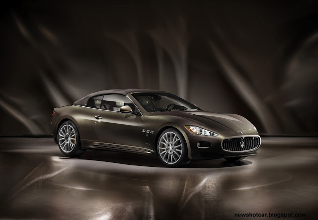 MASERATI GRANCABRIO brown