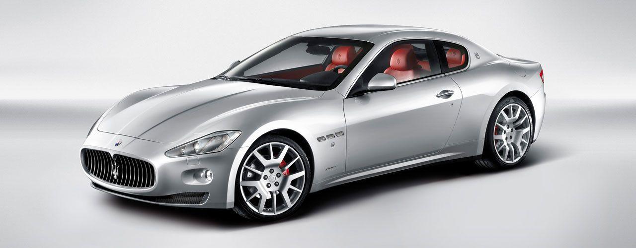 maserati wallpaper (Maserati GranTurismo)