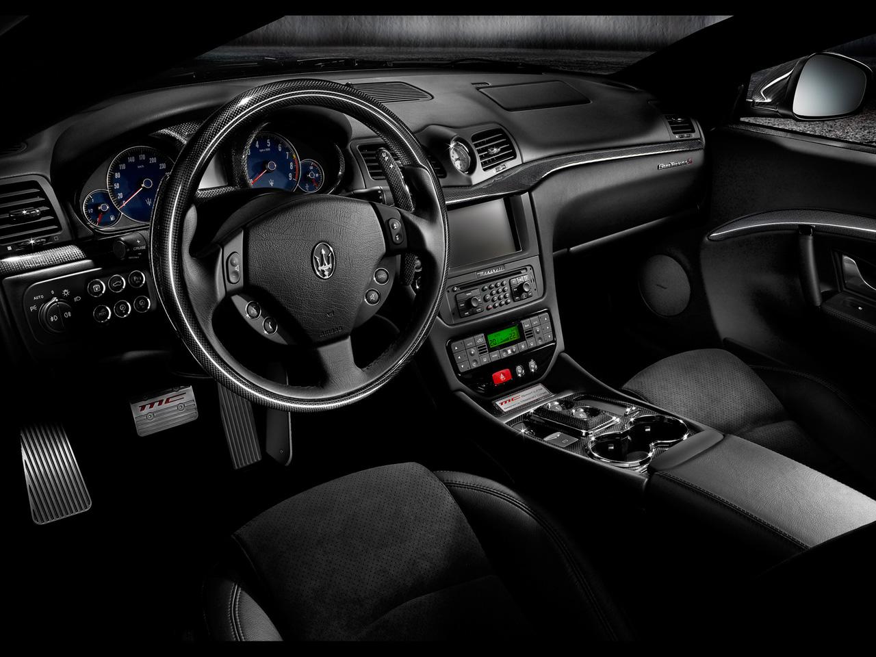 Maserati granturismo review and photos - Maserati granturismo red interior ...