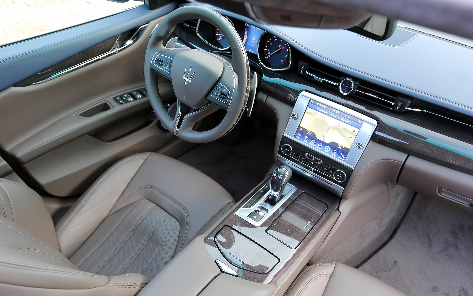 Maserati Quattroporte Review And Photos