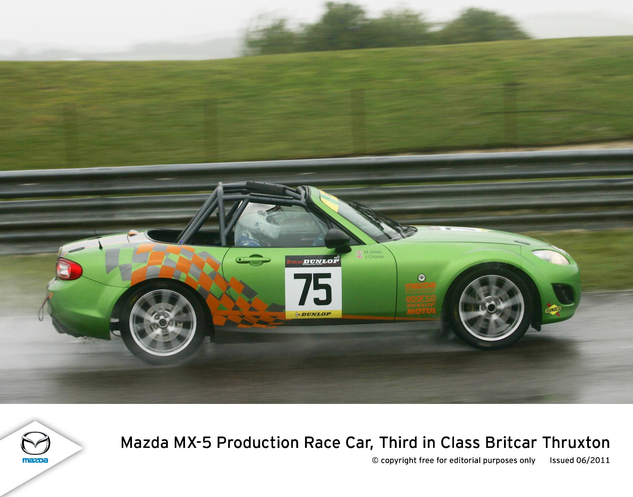 MAZDA 1 green
