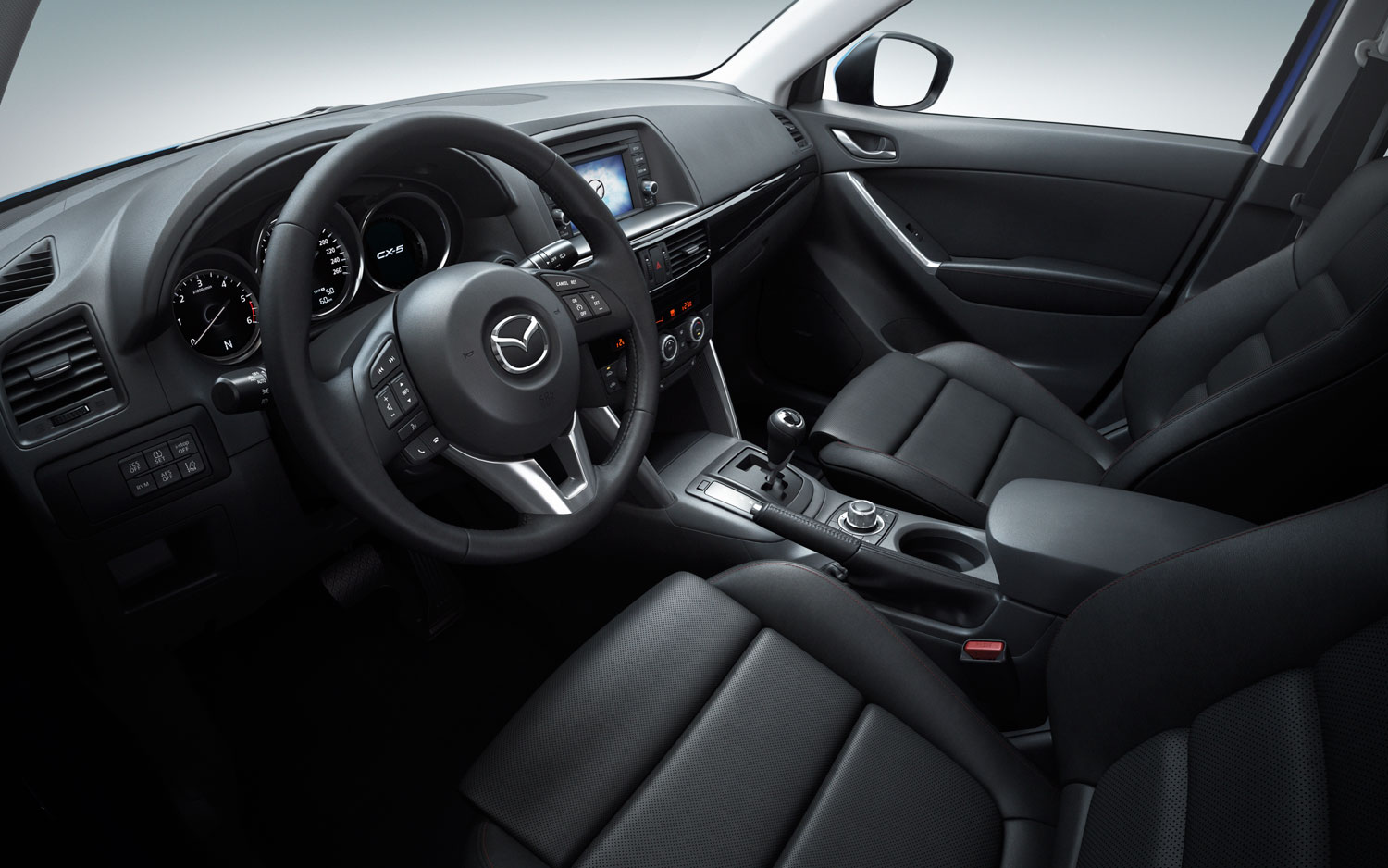 MAZDA CX-5 AT interior