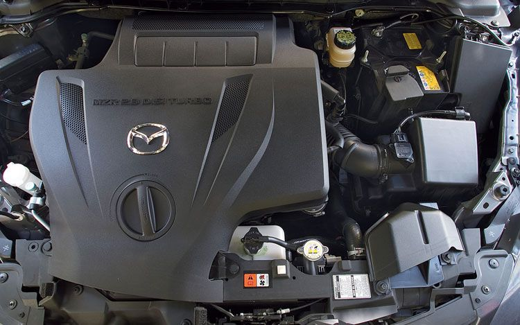 MAZDA CX-7 I engine