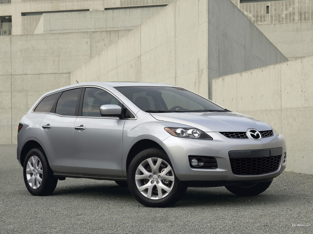 mazda cx 7 review and photos. Black Bedroom Furniture Sets. Home Design Ideas