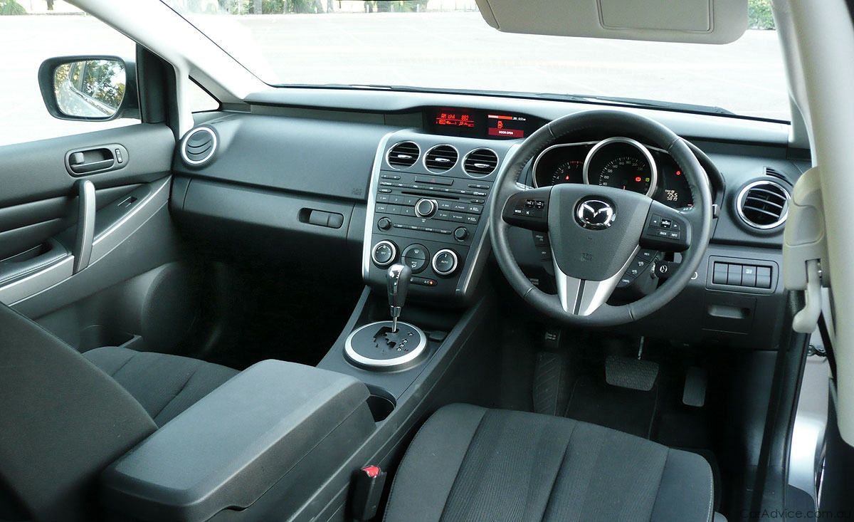 Mazda Cx 7 2008 Interior Www Pixshark Com Images Galleries With A Bite
