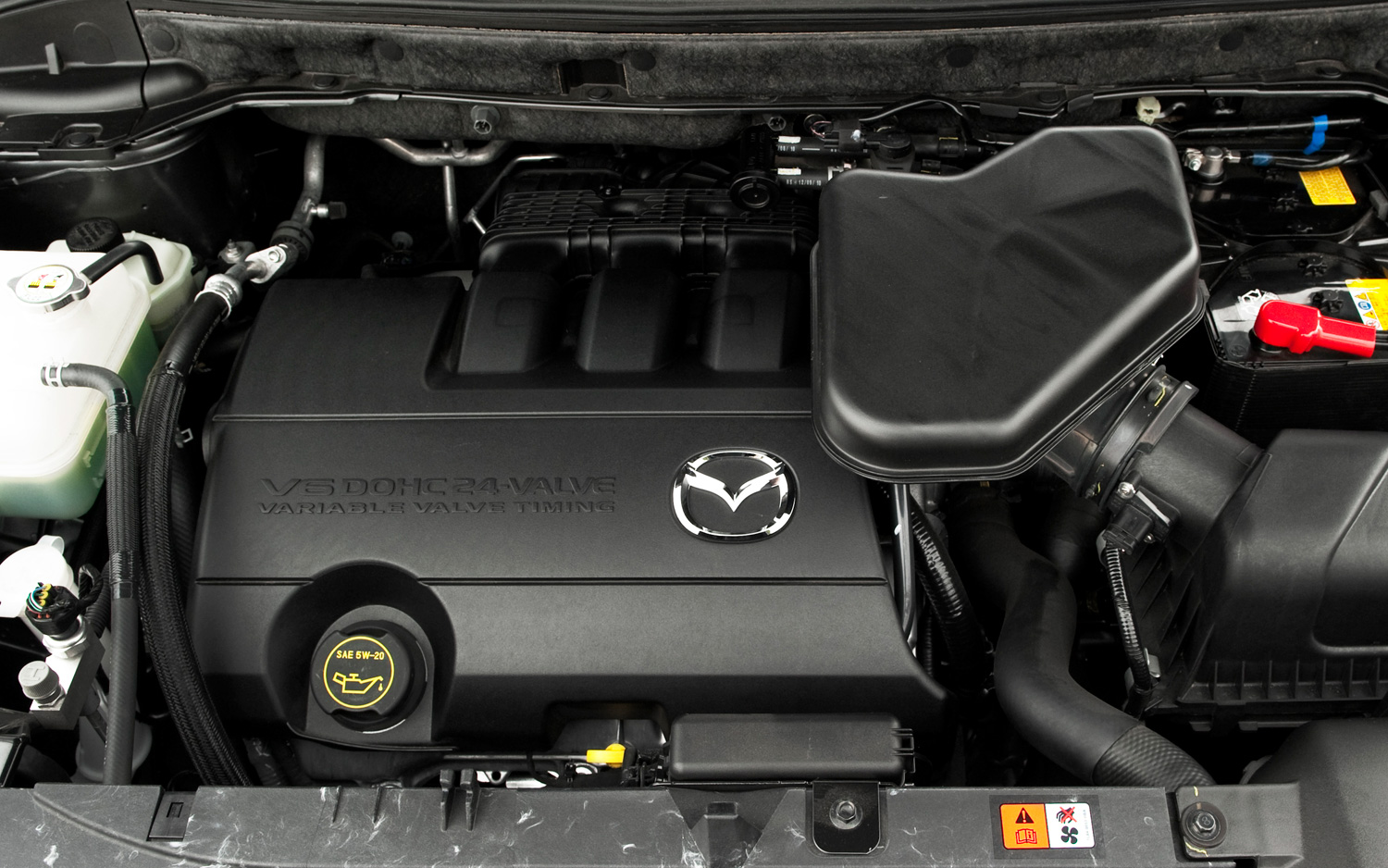 MAZDA CX-9 engine