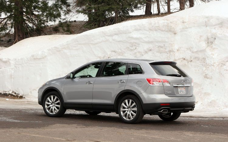 mazda cx 9 review and photos. Black Bedroom Furniture Sets. Home Design Ideas